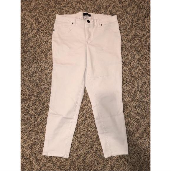 1822 Denim Denim - White Jeans